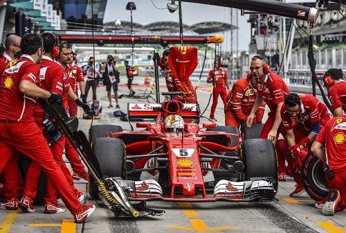 F1 Betting