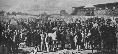 Horseracing-history