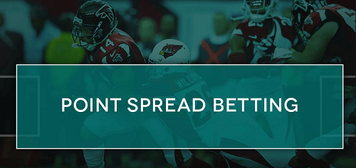 Point spread betting