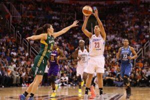 WNBA Basketball betting