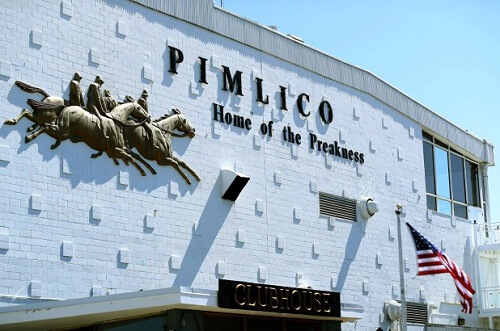 Pimlico Race Course -