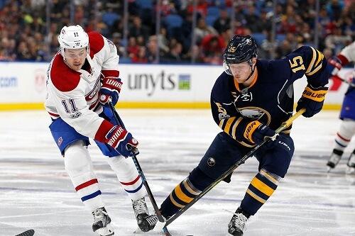 Montreal Canadiens vs. Buffalo Sabres