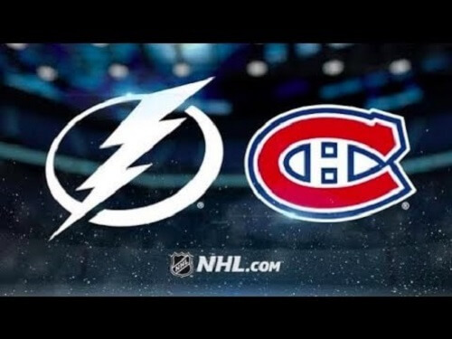 Montreal Canadiens vs. Tampa Bay Lightning