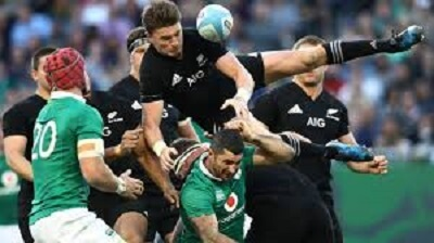 New Zealand Vs Ireland RWC