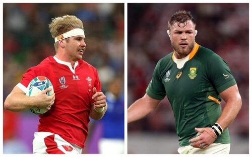 Wales vs South Africa RWC 2019 Semi-Finals