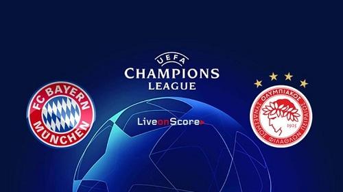 Bayern Munich vs Olympiacos Preview & Prediction