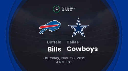 Bills Vs Cowboys NFL