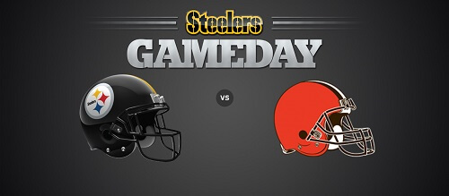 Pittsburgh Steelers vs Cleveland Browns