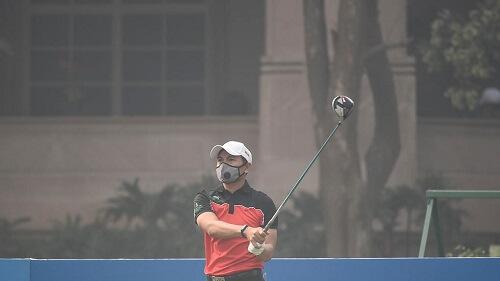 Australian Open smog