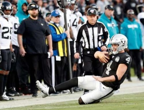 NFL apologizes for the blown call in Raiders loss
