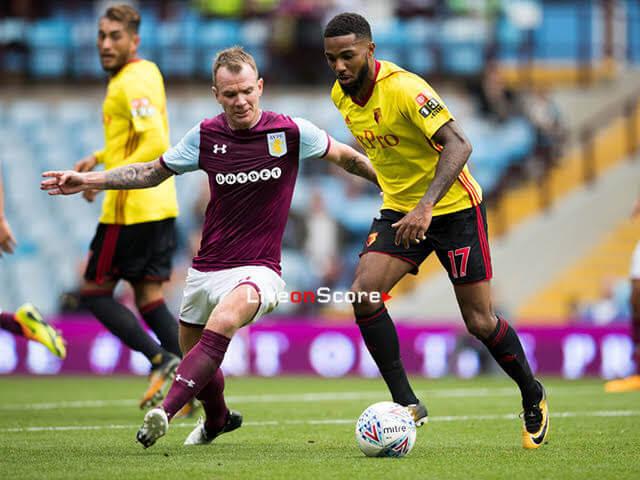 Aston Villa vs Watford