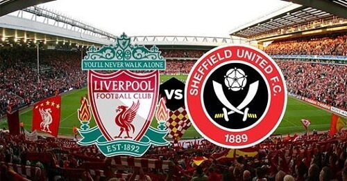 Liverpool vs Sheffield Utd