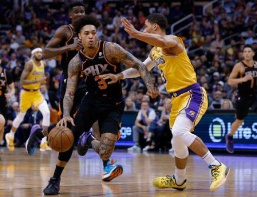 Phoenix Suns vs. Los Angeles Lakers Preview & Predictions