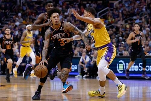 Phoenix Suns vs. Los Angeles Lakers | NBA