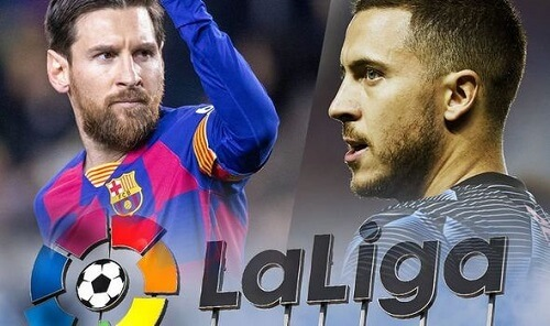 La Liga Returns – Online Sports Betting