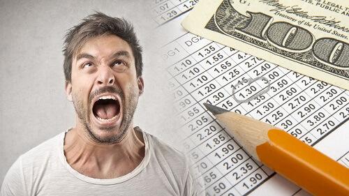 7 Nightmares of Every Sports Gambler